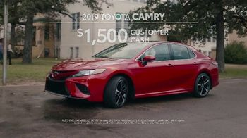 2019 Toyota Camry TV Spot, 'That's My Ride' [T2] - Thumbnail 10