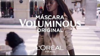 L'Oreal Paris Voluminous Original Mascara TV Spot, 'El poder' canción de Neneh Cherry [Spanish] - Thumbnail 2