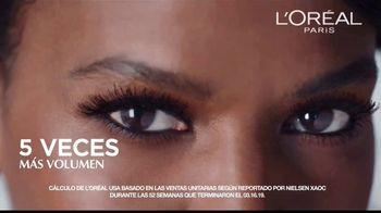 L'Oreal Paris Voluminous Original Mascara TV Spot, 'El poder' canción de Neneh Cherry [Spanish] - Thumbnail 7