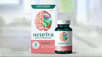 Neuriva TV Spot, 'Brain Better' - Thumbnail 6