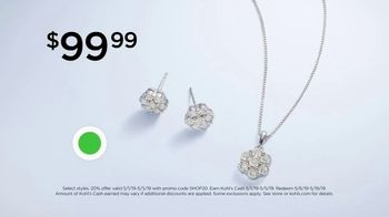 Kohl's Friends and Family Sale TV Spot, 'Savings Add Up: Earring and Pendant Sets & PJ Sets' - Thumbnail 4