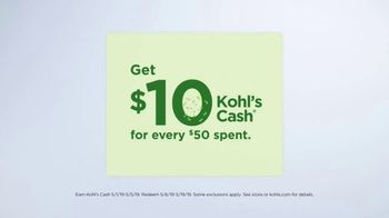 Kohl's Friends and Family Sale TV Spot, 'Savings Add Up: Earring and Pendant Sets & PJ Sets' - Thumbnail 9