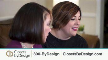 Closets by Design TV Spot, 'Clutter to Calm' - Thumbnail 8