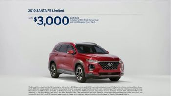 2019 Hyundai Santa Fe TV Spot, 'Safe Exit Assist' [T2] - Thumbnail 5