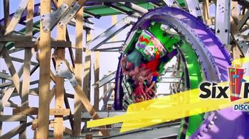 Six Flags Season Pass Sale TV Spot, 'Spring Break: 60 Percent' - Thumbnail 10
