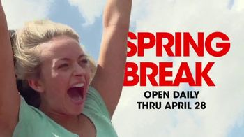 Six Flags Season Pass Sale TV Spot, 'Spring Break: 60 Percent' - Thumbnail 3