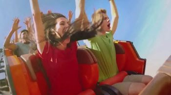 Six Flags Season Pass Sale TV Spot, 'Spring Break: 60 Percent' - Thumbnail 5
