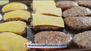 Blackstone TV Spot, 'Discover the Outdoor Cooking Flavor' - Thumbnail 3