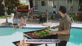 Blackstone TV Spot, 'Discover the Outdoor Cooking Flavor' - Thumbnail 5