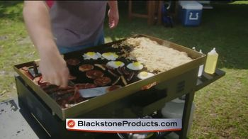 Blackstone TV Spot, 'Discover the Outdoor Cooking Flavor' - Thumbnail 7