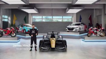Honda Dream Garage Spring Event TV Spot, 'Accord' Featuring James Hinchcliffe [T2] - Thumbnail 1
