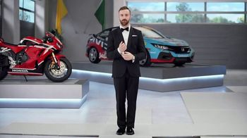 Honda Dream Garage Spring Event TV Spot, 'Accord' Featuring James Hinchcliffe [T2] - Thumbnail 6
