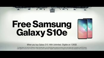 Verizon Unlimited TV Spot, 'Blanche: Apple Music + Free Samsung Galaxy S10e' - Thumbnail 9