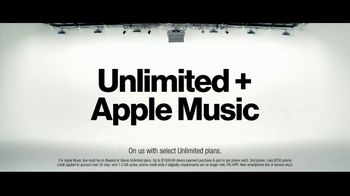 Verizon Unlimited TV Spot, 'Blanche: Apple Music + Free Samsung Galaxy S10e' - Thumbnail 8