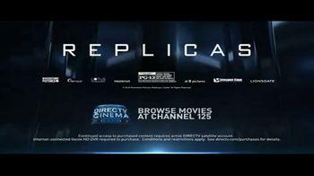 DIRECTV Cinema TV Spot, 'Replicas' - Thumbnail 9