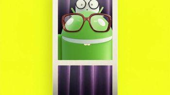 Snapchat TV Spot, 'To Android, Love Snapchat: Happy Snapping!' - Thumbnail 6
