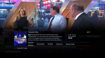 XFINITY X1 TV Spot, 'CNBC on X1' - Thumbnail 4