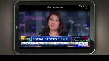 XFINITY X1 TV Spot, 'CNBC on X1' - Thumbnail 8