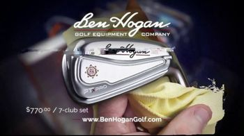 Ben Hogan PTX Pro Irons TV Spot, 'Hand-Crafted' - Thumbnail 9