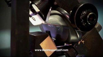 Ben Hogan PTX Pro Irons TV Spot, 'Hand-Crafted' - Thumbnail 2