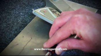 Ben Hogan PTX Pro Irons TV Spot, 'Hand-Crafted' - Thumbnail 3
