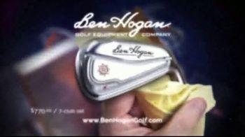 Ben Hogan PTX Pro Irons TV Spot, 'Hand-Crafted' - Thumbnail 7