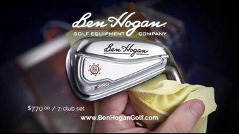 Ben Hogan PTX Pro Irons TV Spot, 'Hand-Crafted'
