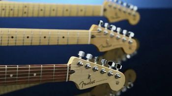 Guitar Center Guitar-A-Thon TV Spot, 'Fender Player Strat and Squier Bullet Mustang'