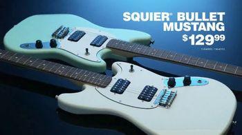 Guitar Center Guitar-A-Thon TV Spot, 'Fender Player Strat and Squier Bullet Mustang' - Thumbnail 8