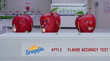 Snapple TV Spot, 'Flavor Accuracy Tests: Wilderness' - Thumbnail 2