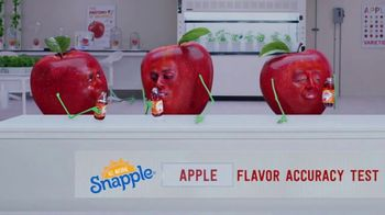 Snapple TV Spot, 'Flavor Accuracy Tests: Wilderness' - Thumbnail 3