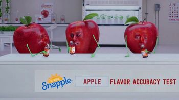 Snapple TV Spot, 'Flavor Accuracy Tests: Wilderness' - Thumbnail 4