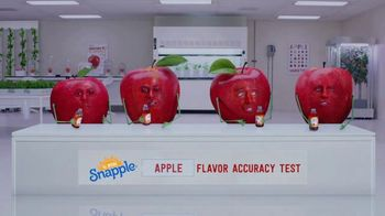 Snapple TV Spot, 'Flavor Accuracy Tests: Wilderness' - Thumbnail 9