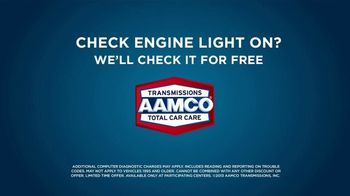 AAMCO Transmissions TV Spot, 'Uncle Billy: Check Engine Light' - Thumbnail 7