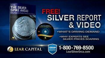 Lear Capital TV Spot, 'Silver Orca Coins' - Thumbnail 6