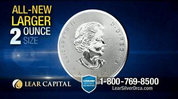 Lear Capital TV Spot, 'Silver Orca Coins' - Thumbnail 2