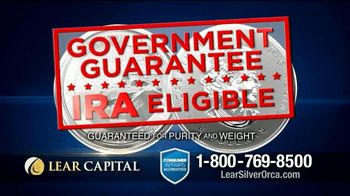 Lear Capital TV Spot, 'Silver Orca Coins'