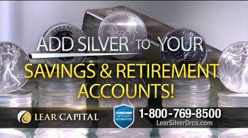 Lear Capital TV Spot, 'Silver Orca Coins' - Thumbnail 4