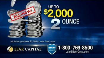 Lear Capital TV Spot, 'Silver Orca Coins' - Thumbnail 5
