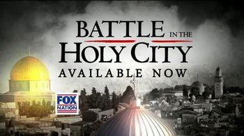 FOX Nation TV Spot, 'Battle in the Holy City' - Thumbnail 9