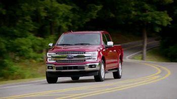 2019 Ford F-150 TV Spot, 'The Tough Tasks' [T2] - Thumbnail 1