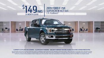 2019 Ford F-150 TV Spot, 'The Tough Tasks' [T2] - Thumbnail 7