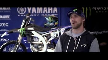 Arai Helmets TV Spot, 'Don't Have to Worry' Featuring Justin Barcia, Jimmy Decotis, Alex Martin