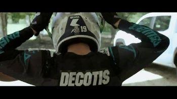 Arai Helmets TV Spot, 'Don't Have to Worry' Featuring Justin Barcia, Jimmy Decotis, Alex Martin - Thumbnail 2