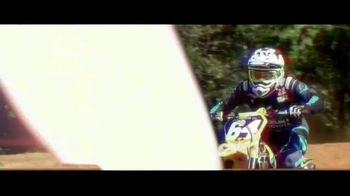 Arai Helmets TV Spot, 'Don't Have to Worry' Featuring Justin Barcia, Jimmy Decotis, Alex Martin - Thumbnail 3