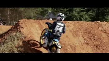 Arai Helmets TV Spot, 'Don't Have to Worry' Featuring Justin Barcia, Jimmy Decotis, Alex Martin - Thumbnail 5