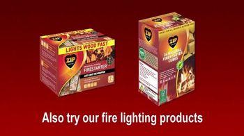 Zip Firestarters Instant Light Disposable Grill TV Spot, 'Making Grilling Easy' - Thumbnail 9