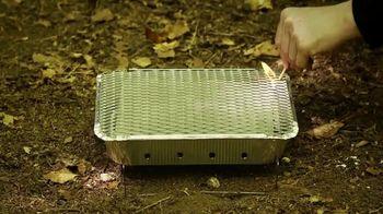 Zip Firestarters Instant Light Disposable Grill TV Spot, 'Making Grilling Easy' - Thumbnail 3