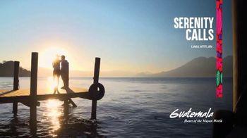 Visit Guatemala TV Spot, 'Water, Volcanoes and Sunsets' - Thumbnail 10
