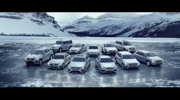 Mercedes-Benz Spring Event TV Spot, 'Conquer the Elements' [T2] - Thumbnail 9